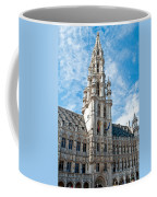 the Spire of  Brussels Coffee Mug