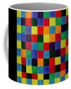 The Square Mandala Coffee Mug