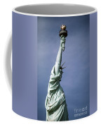 The Statue Of Liberty Coffee Mug