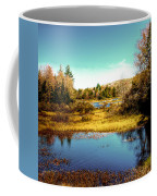 The Still Of Autumn In The Adirondacks Coffee Mug