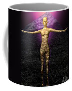 The Stoneborn Priestess Of Khufu Coffee Mug