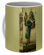 The Street Altar Coffee Mug by Sir Lawrence Alma-Tadema