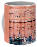 Street Life Of India Coffee Mug