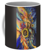 The Sunflower ... Visit Www.elenakotliarker.com To Purchase The Original Coffee Mug