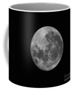 The Supermoon Of March 19, 2011 Coffee Mug by Phillip Jones