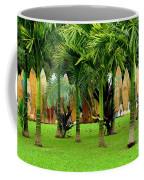 The Surfboard Fence Coffee Mug