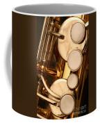 The Sweet Sound Of Old Jazz Coffee Mug