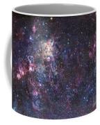 The Tarantula Nebula Coffee Mug