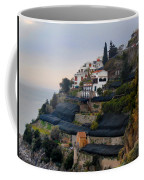 The Terraces Of Amalfi Coffee Mug