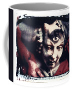 The Third Eye Polaroid Transfer Coffee Mug