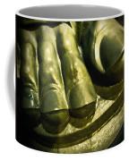 The Toes Of A Vulcan Coffee Mug