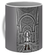 The Tombs At Fontevraud Abbey   France Coffee Mug