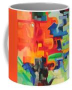 The Torah Is Aquired By Learning Coffee Mug