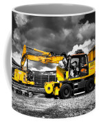 The Track Welder Coffee Mug