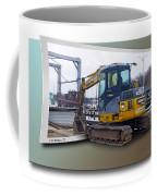 The Tracks Of My Piers Coffee Mug