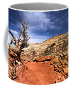 The Trail Ahead Coffee Mug