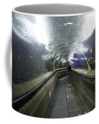 The Travelator At The Underwater World In Sentosa In Singapore Coffee Mug