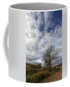 The Tree At The Side Of The Road Coffee Mug