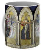 The Trinity With Angels Coffee Mug by Granger