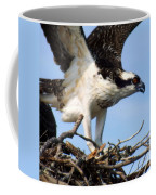 The True Fisherman Coffee Mug by Karen Wiles