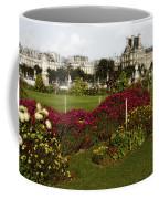 The Tuilleries Garden In Paris Coffee Mug