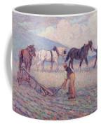 The Turn - Rice Plough Coffee Mug