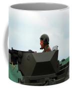 The Turret Of A Pandur Wheeled Armoured Coffee Mug