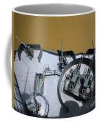 The Twin Bofors 40mm Anti-aircraft Coffee Mug by Michael Wood