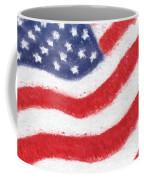 The United States Flag Coffee Mug