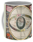The Universe Of Brahe Harmonia Coffee Mug