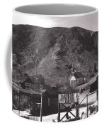 The Upper Village Of Calico Ghost Town Coffee Mug