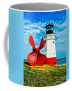 The Vermillion Light Coffee Mug