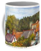 The Village Of Billy Coffee Mug