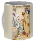The Visit Of The Wise Men Coffee Mug
