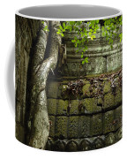 The Wall Ta Prohm 2 Coffee Mug