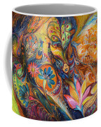 The Walls Of Jerusalem. The Original Can Be Purchased Directly From Www.elenakotliarker.com Coffee Mug