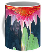 The Water Lily Unleashed Coffee Mug