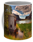 The Water Shed Coffee Mug by Tara Turner