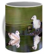 The Water's Fine Coffee Mug