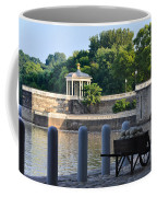 The Waterworks Wheelbarrow - Philadelphia Coffee Mug