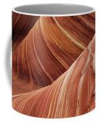 The Wave Sandstone Magic Coffee Mug