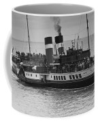 The Waverley Paddle Steamer Mono Coffee Mug