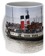 The Waverley Paddle Steamer Coffee Mug