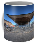 The Welsh Assembly Building 2 Coffee Mug