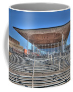 The Welsh Assembly Building Coffee Mug