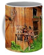 The Western Saddle Coffee Mug