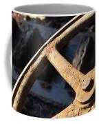 The Wheel Coffee Mug