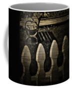 The White Fence  Coffee Mug