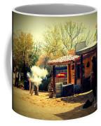 The Wild Wild West  Coffee Mug
