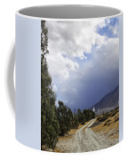 The Wind Journey Palm Springs Coffee Mug
